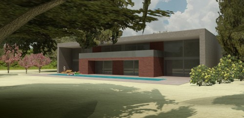 Archion ontwerp - Villa te Lasne 2015-09-25 12180300000