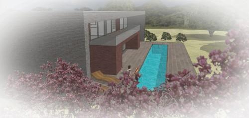 Archion ontwerp - Villa te Lasne beeld 2