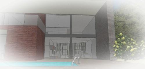 Archion ontwerp - Villa te Lasne beeld 3