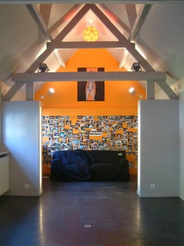 Evergem Stalling-lounge na