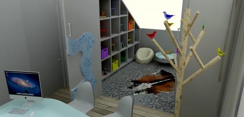 Gent - groepspraktijk - kabinet kinderpsychologe