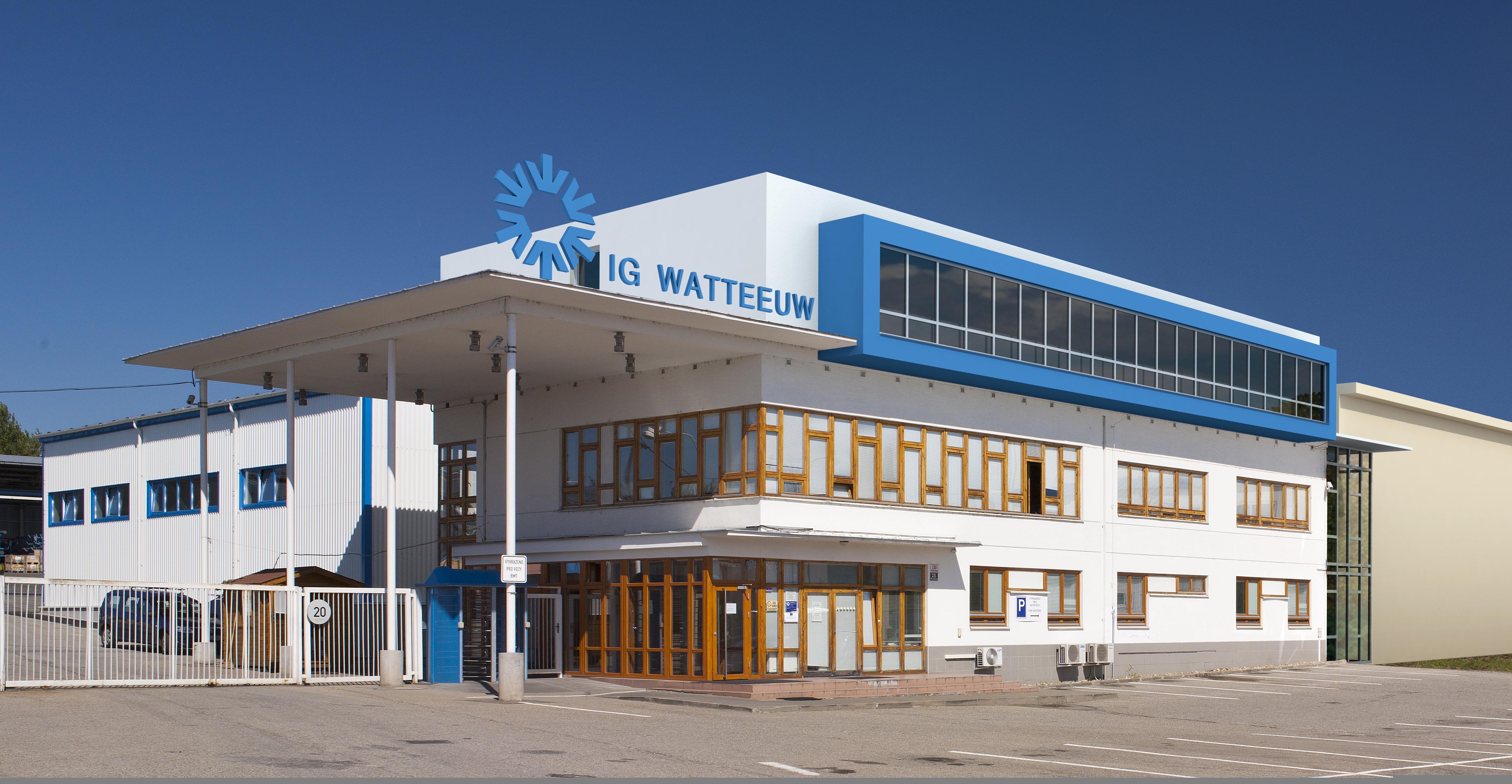 IGWatteeuw - coördinatiewerk - Tsjechië