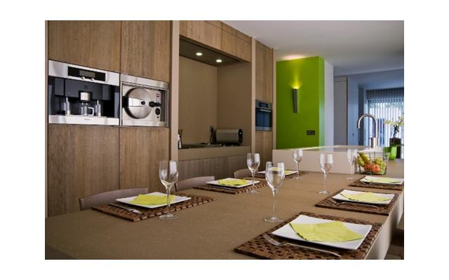 Keuken - aanzicht naar fornuis